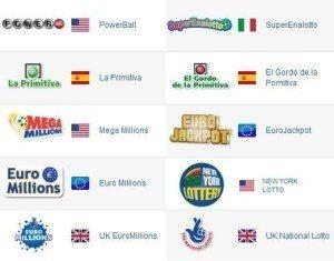 Svenskar kan köpa lotto online och spela för stora jackpottar